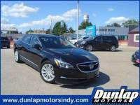 Certified Pre-Owned 2018 Buick LaCrosse FWD Premium