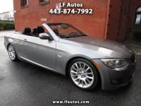 2012 BMW 3 Series 2dr Conv 328i