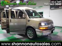 2012 Chevrolet AWD Conversion Van EXPRESS LIMITED SE HI TOP