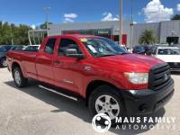 2012 Toyota Tundra 5.7L V8 Double Cab Long bed 4x2 Truck Double Cab