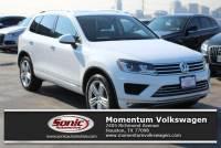 Used 2016 Volkswagen Touareg Executive SUV in Houston