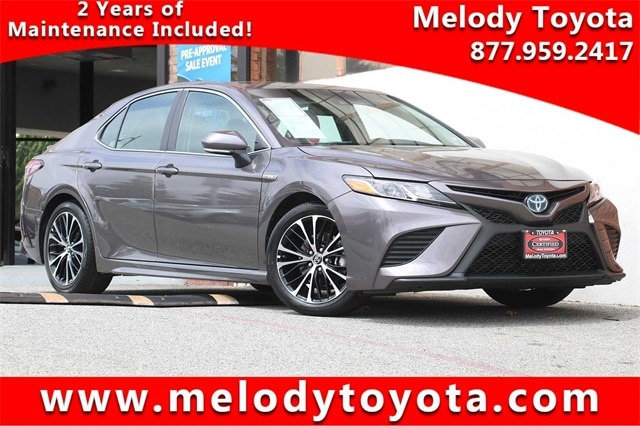 Photo 2018 Toyota Camry Hybrid STD 4 RWD For Sale at Bay Area Used Car Dealer near SF