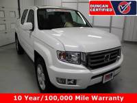 Used 2013 Honda Ridgeline For Sale at Duncan Hyundai | VIN: 5FPYK1F51DB017037