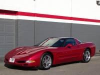 Used 2002 Chevrolet Corvette For Sale at Huber Automotive   VIN: 1G1YY22G225121614
