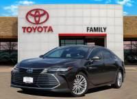 2019 Toyota Avalon Hybrid LTD 4