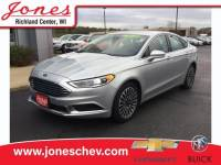 Pre-Owned 2018 Ford Fusion SE AWD