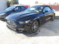 Pre-Owned 2017 Ford Mustang EcoBoost Premium Convertible