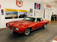 1968 Pontiac GTO - 242 VIN - POWER CONVERTIBLE TOP - 428 ENGINE -