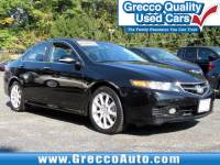 Used 2006 Acura TSX 4dr Sdn AT Navi