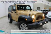 2013 Jeep Wrangler Sport for sale in Carrollton TX