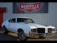 1972 Oldsmobile Cutlass 2 Door Post Coupe