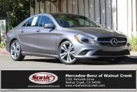 2016 Mercedes-Benz CLA 250 CLA 250 in Walnut Creek
