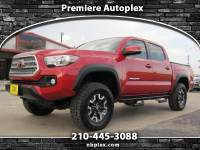 2016 Toyota Tacoma Double Cab SWB V-6 TRD 4x4 Loaded Lifted Sunroof