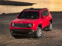 Used 2017 Jeep Renegade Altitude SUV