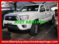 Certified 2015 Toyota Tacoma For Sale in Colorado Springs