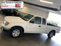 Pre-Owned 2004 Toyota Tacoma Base Truck Xtracab in Oakland, CA