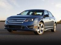 Used 2011 Ford Fusion For Sale at Huber Automotive | VIN: 3FAHP0CG9BR266844