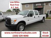 Used 2011 Ford F-250 6.7 4x4 Crew-Cab Pickup