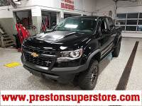 Used 2017 Chevrolet Colorado ZR2 Truck in Burton, OH