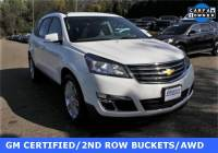 Certified Used 2015 Chevrolet Traverse LT SUV in Burton, OH