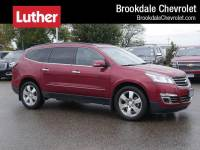 Certified Pre-Owned 2014 Chevrolet Traverse AWD LTZ