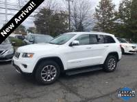 2016 Jeep Grand Cherokee 4WD 4dr Limited SUV