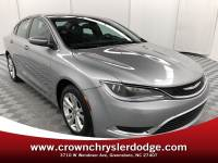 Pre-Owned 2015 Chrysler 200 Limited Sedan in Greensboro NC