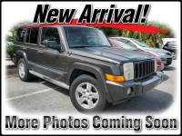 Pre-Owned 2006 Jeep Commander Base SUV in Jacksonville FL
