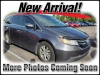 Pre-Owned 2016 Honda Odyssey EX-L w/Navigation Van Passenger Van in Jacksonville FL