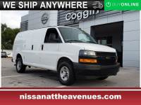 Pre-Owned 2019 Chevrolet Express 2500 Work Van Van Cargo Van in Jacksonville FL