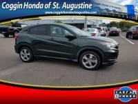 Certified 2017 Honda HR-V EX 2WD SUV in Jacksonville FL