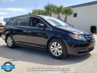 Certified 2016 Honda Odyssey EX Van Passenger Van in Jacksonville FL