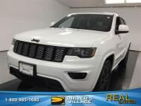Used 2017 Jeep Grand Cherokee For Sale at Burdick Nissan | VIN: 1C4RJFAG6HC924830