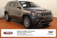 Pre-Owned 2016 Jeep Grand Cherokee 4WD 4dr Limited VIN1C4RJFBG4GC385203 Stock NumberSGC385203