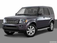Used 2016 Land Rover LR4 HSE Silver Edition SUV in Glenwood Springs