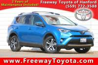 2017 Toyota RAV4 XLE SUV Front-wheel Drive - Used Car Dealer Serving Fresno, Central Valley, CA