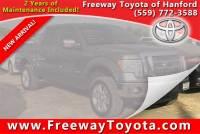 2012 Ford F-150 Truck SuperCrew Cab 4x4 - Used Car Dealer Serving Fresno, Tulare, Selma, & Visalia CA