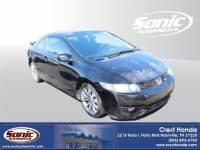 Pre-Owned 2010 Honda Civic Coupe Si Manual
