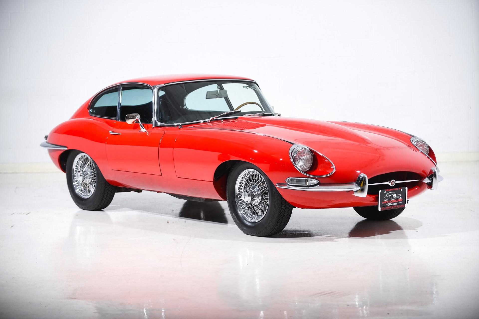 Photo 1968 Jaguar XK-Series XKE 4 Seat Coupe RWD