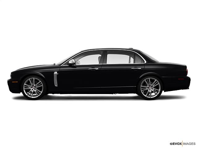 Photo Used 2009 Jaguar XJ Super V8