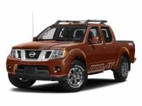 Used 2018 Nissan Frontier PRO-4X Pickup