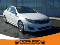 2015 Kia Optima SXL Turbo Sedan 4