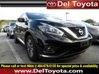 Used 2018 Nissan Murano SV For Sale in Thorndale, PA | Near West Chester, Malvern, Coatesville, & Downingtown, PA | VIN: 5N1AZ2MH7JN138561