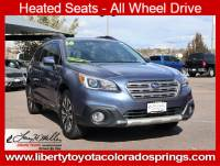 Used 2016 Subaru Outback 2.5i Limited Wagon For Sale in Colorado Springs, CO