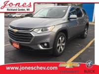 Pre-Owned 2019 Chevrolet Traverse AWD 3LT