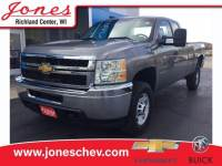 Pre-Owned 2012 Chevrolet Silverado 2500HD Extended Cab Long Box 4-Wheel Drive Work Truck