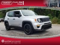 Certified 2019 Jeep Renegade Sport Sport FWD in Jacksonville FL