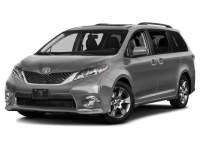 Used 2017 Toyota Sienna SE 8-Passenger in Chandler, Serving the Phoenix Metro Area