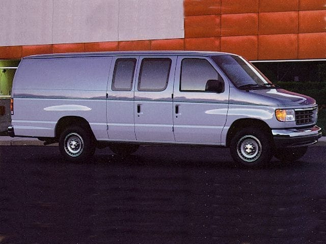 Photo 1995 Ford Econoline Cargo Van E-150 138 WB Automatic