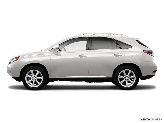 Photo Pre-Owned 2010 LEXUS RX 350 350 SUV in Jacksonville FL